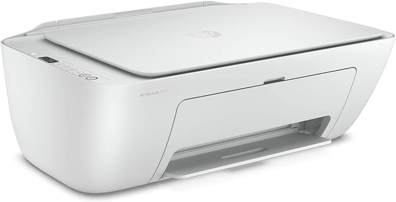 HP Deskjet 2710 3-in-1 Tintenstrahl-Multifunktionsdrucker