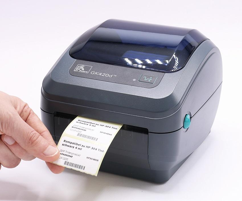 Etikettendrucker Zebra GK420d