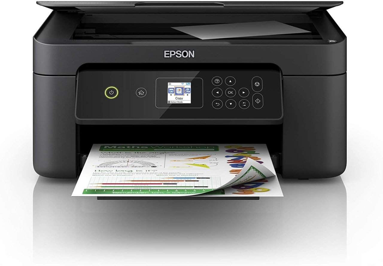 EPSON Expression Home XP-3100 3 in 1 Tintenstrahl-Multi