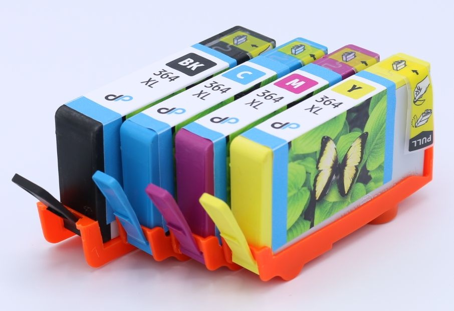 Kompatibel zu HP 364XL MultiPack Tinte