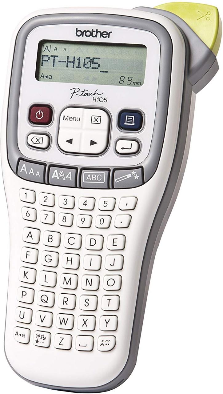 Brother P-Touch Mobiles Beschriftungsgerät PT H105