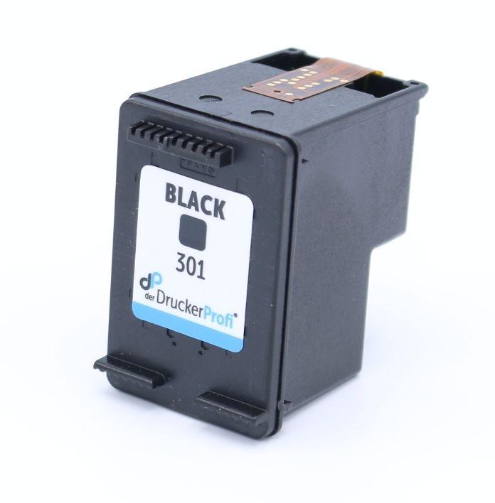 Kompatibel zu HP 301 Tinte schwarz 3 ml