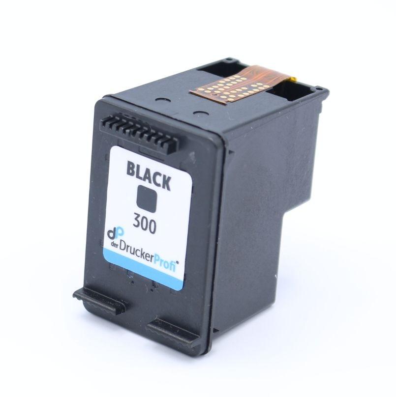 Kompatibel zu HP 300 Tinte schwarz 4 ml