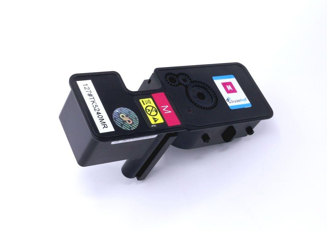 Kompatibel zu Kyocera TK-5240 M Toner magenta