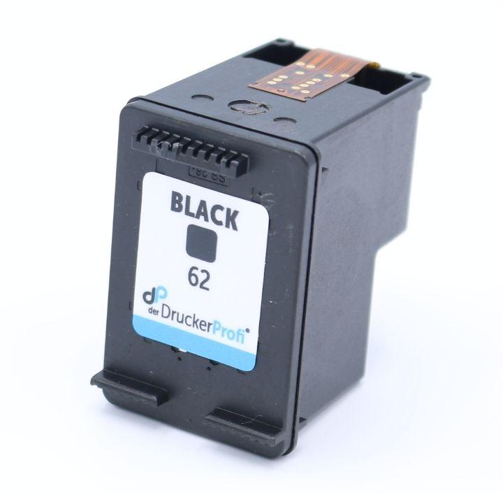 Kompatibel zu HP 62 Tinte schwarz